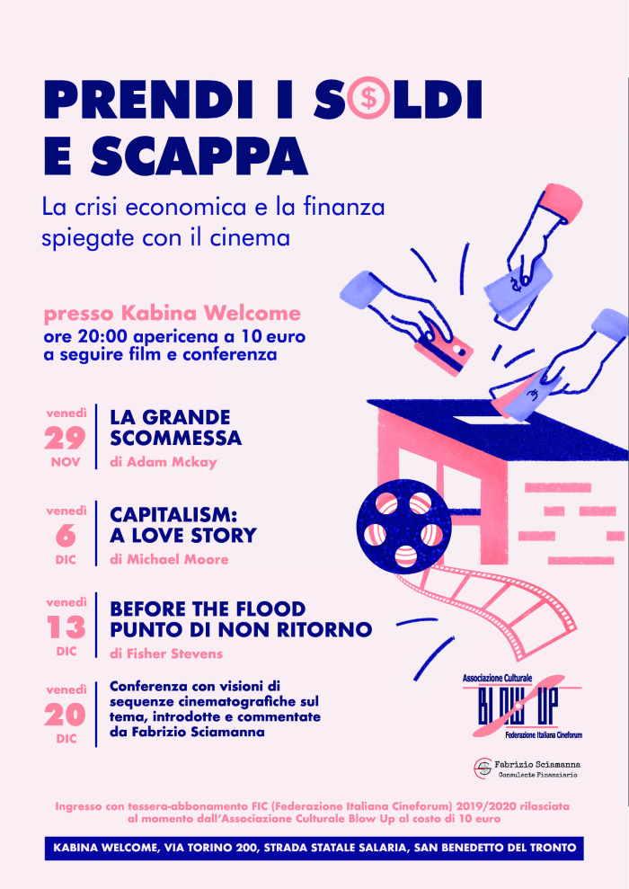Prendi i soldi e scappa la crisi economica e la finanza spiegate con il cinema 1