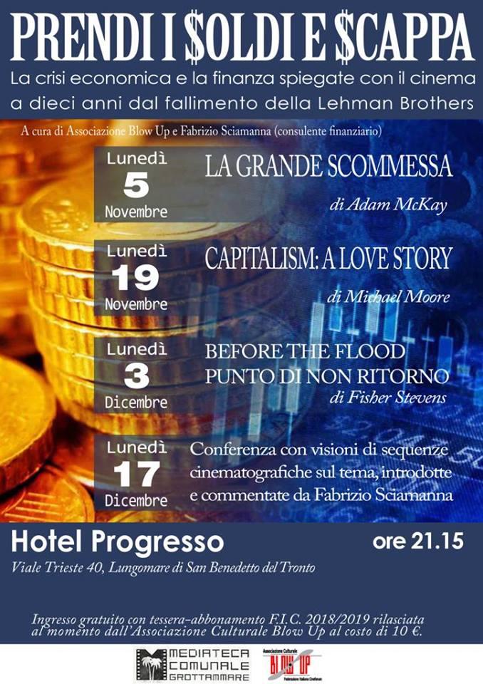 Prendi i soldi e scappa la crisi economica e la finanza spiegate con il cinema 2